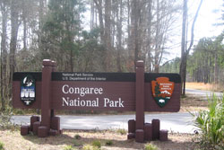 Congaree National Forest Maintenance Facility